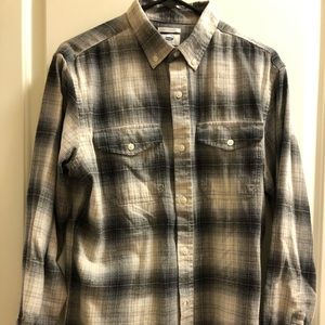Men's Large Button Down - Old Navy
